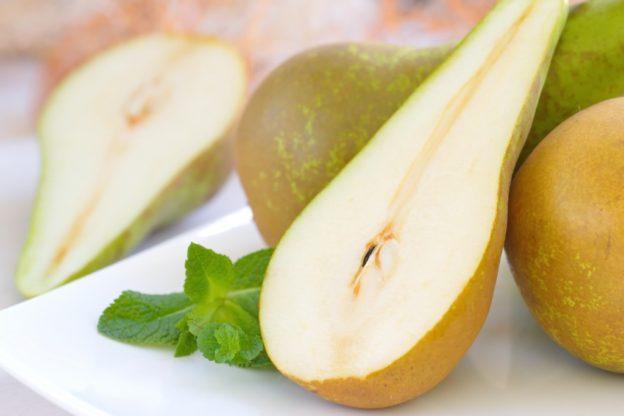 Как сидеть на грушевой диете