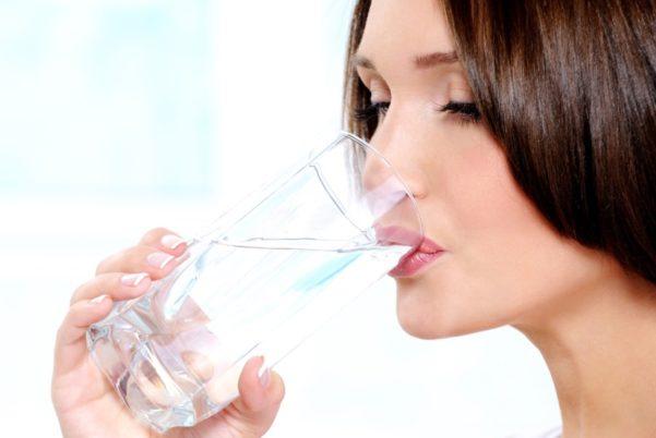 Водная диета, похудение