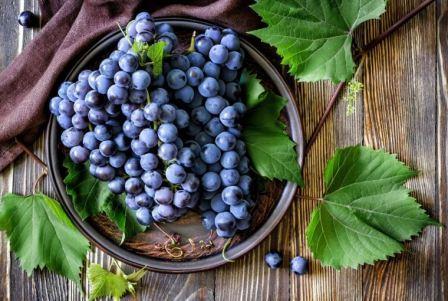Виноград +при похудении можно или не