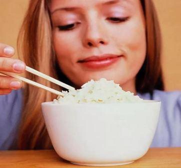 Очищение рисом для похудения