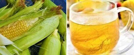 Как пить кукурузные рыльца для похудения