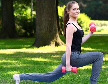 Самые эффективные упражнения для ягодиц