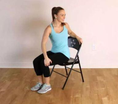 Упражнения для плоской талии