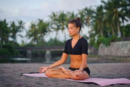 Уроки хатха йоги