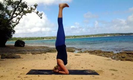 Асана хатха йога