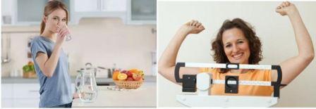 Водная диета для ленивых