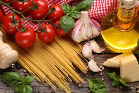 Средиземноморская диета: меню