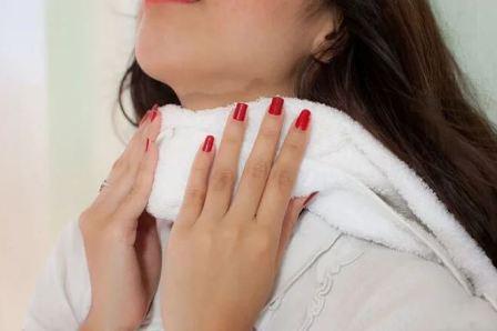 Уход кожей лица и шеи