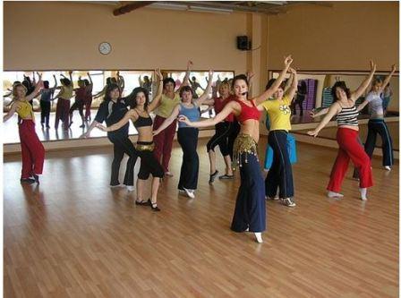 Восточные танцы: польза