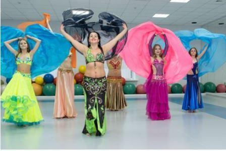 Восточные танцы: польза для здоровья