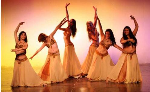 Восточные танцы для фигуры