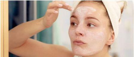 Рецепт маски из крахмала для лица