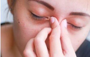 Как убрать следы слез