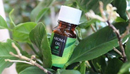 Масло чайного дерева: применение