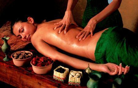Аюрведический массаж для омоложения и оздоровления организма