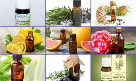 Лечение целлюлита эфирными маслами