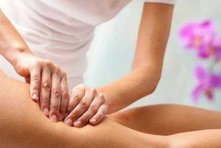 Лимфодренажный массаж от целлюлита