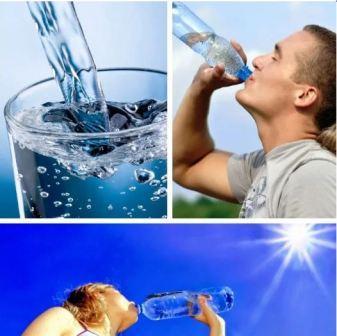 Польза воды для организма, сколько и когда ее нужно пить