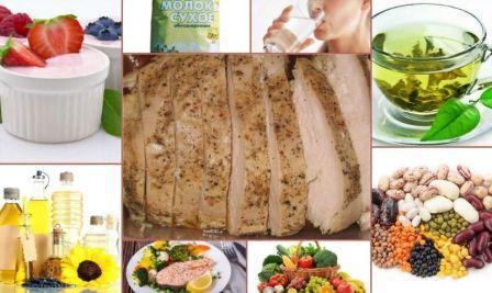 Продукты от целлюлита: что можно и нельзя есть