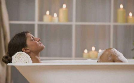 Ванны и контрастный душ от целлюлита в домашних условиях