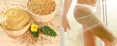 Рецепты эффективных обертываний от целлюлита