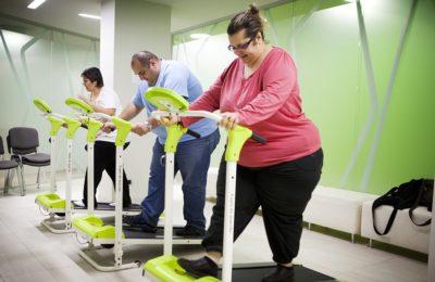 Физическая нагрузка при ожирении