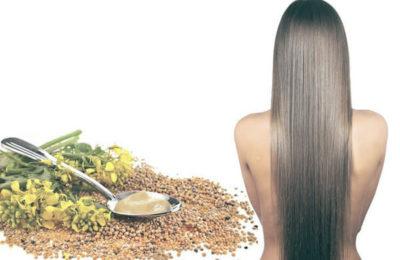 Горчица польза для волос