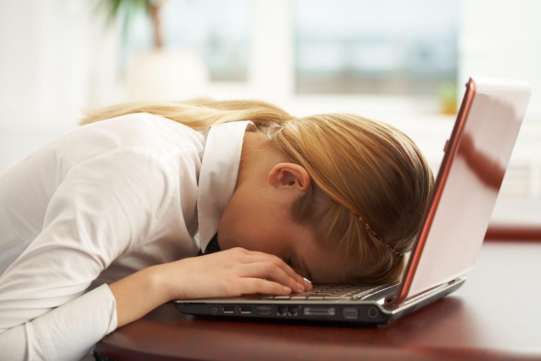 усталость после пробуждения