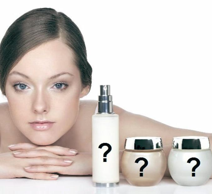 Выбор косметики для жирной кожи